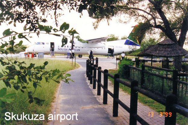 1a Skukuza airport