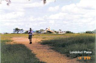 1d Londolozi plane