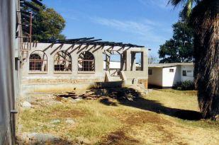 2e new house Aug 1993
