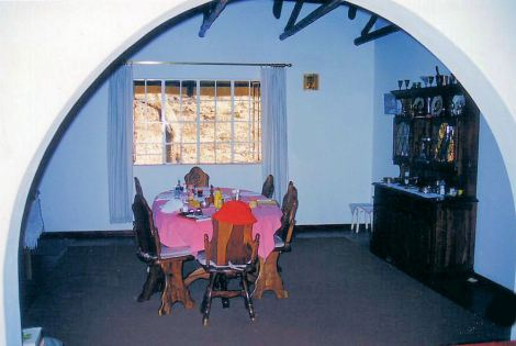 2n new dining room Oct 94