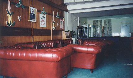 a-harare airport lounge 2-jan 2000