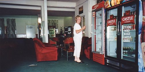 a-harare airport lounge-jan 2000
