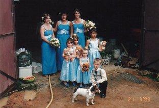 c-bridesmaids & flowergirls-1