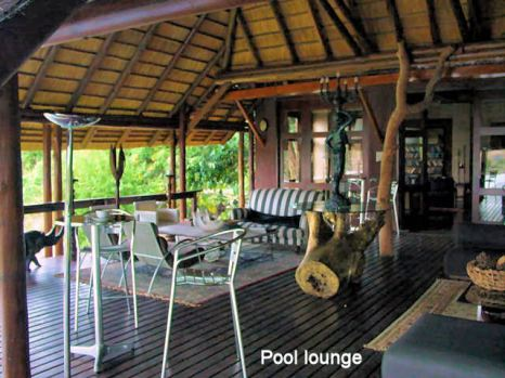 c4 Pool lounge