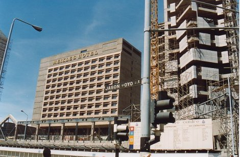 d-meikles hotel- aug 93