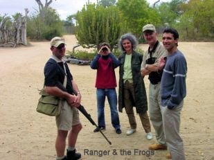 k2 Riaan and the Frogs