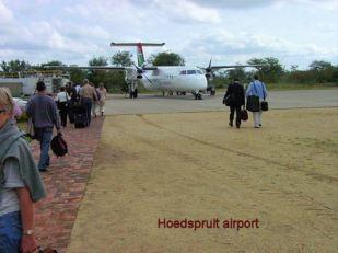 l3 Hoedspruit airport