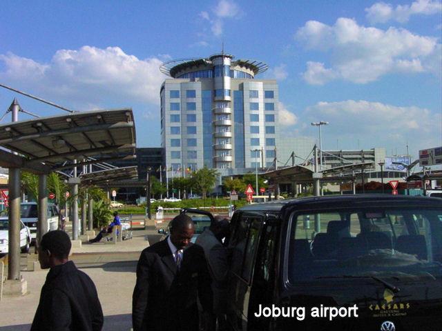 l4 Joburg airport