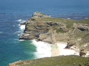 A bay at CapePoint
