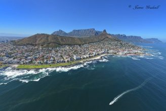 Aerial shot - James Gradwell Photography & Photo Tours