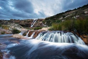 big waterfall outside Tulbagh