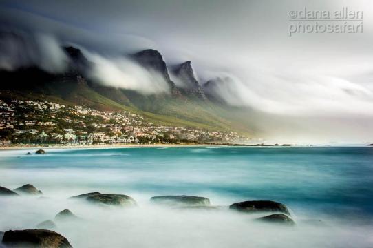 Camps Bay by Dana Allen - PhotoSafari