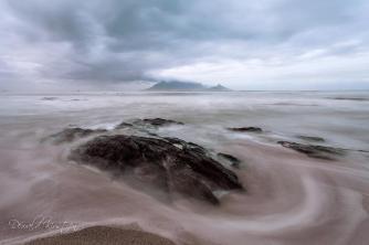 From Blouberg Strand beach