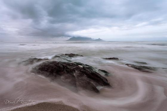 From Blouberg Strand beach