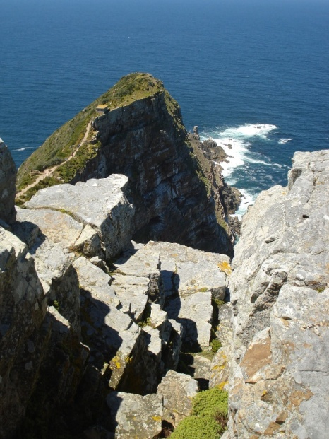 From the Lighthouse at CapePoint