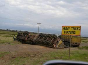 Heavy trucks