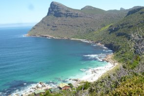 On the way to Cape Point