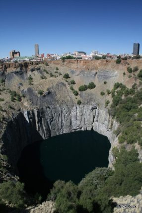 The big hole - Kimberley
