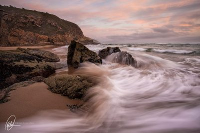 The Rock & Washrivate beach - Garden Route