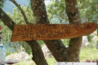 Unattended kids