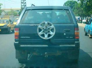 What spare wheel