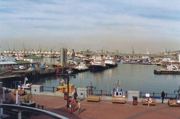 a6 Albert Docks