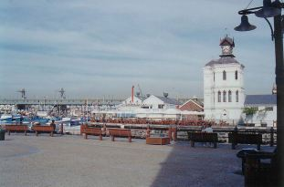 a9 Harbour master's clock