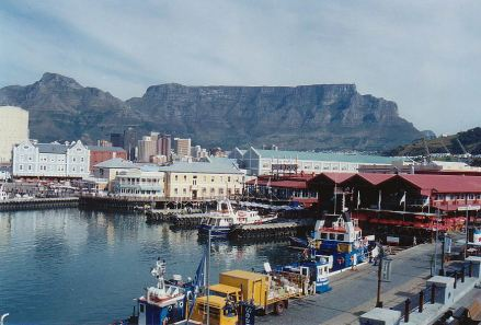 b2 Table Mountain backdrop