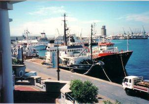 c5 fishing boats