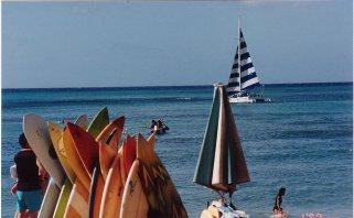 c3-waikiki beach-jan 89