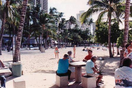c5-waikiki beach-jan 89