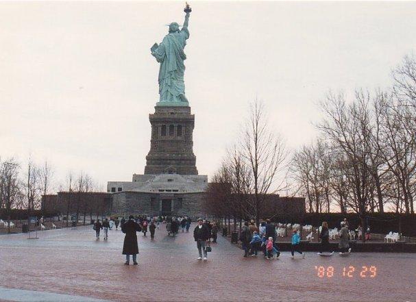 c8-Statue of Liberty-dec 88