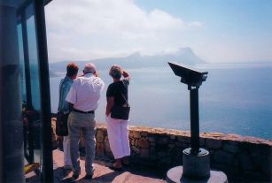 a6 Brian & Lovelle at Cape Point