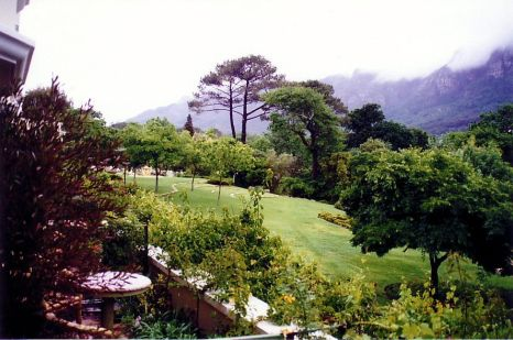 a8 from our room at Vineyard Hotel