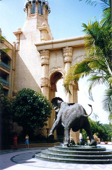 b3 Elephant Courtyard
