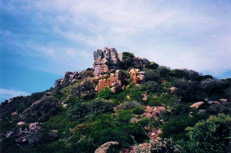b3 Rocky outcrop