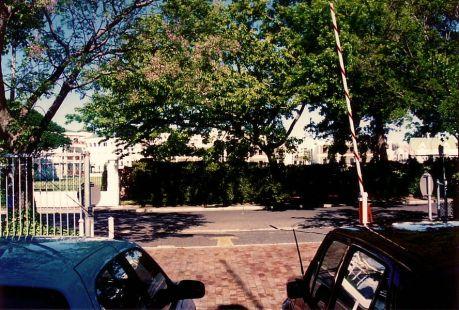 c3 Parking entrance