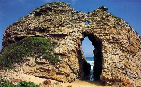Cathedral Rock Keurboomstrand