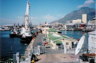 e9 Cape Town Docks