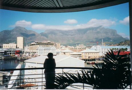 f2 Table Mountain from Waterfront