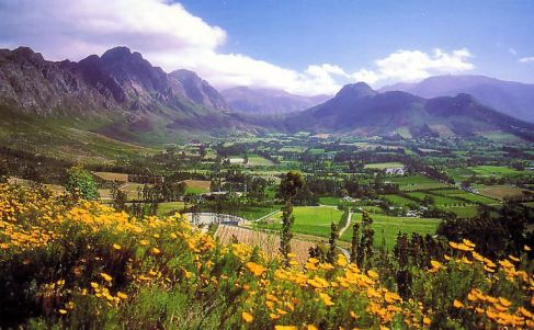Franschhoek Valley