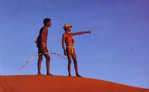 Kalahari Bushmen San
