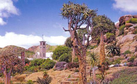 Springbok Town