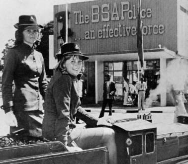 BSA Police