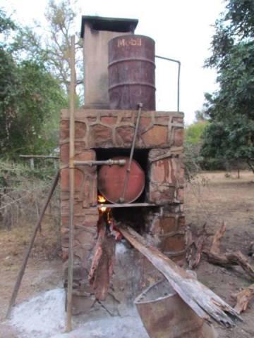 Hot Water Donkey