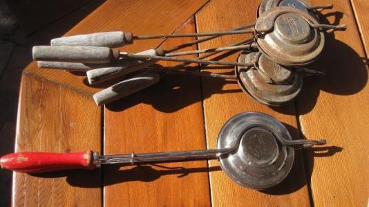 Jaffle-irons
