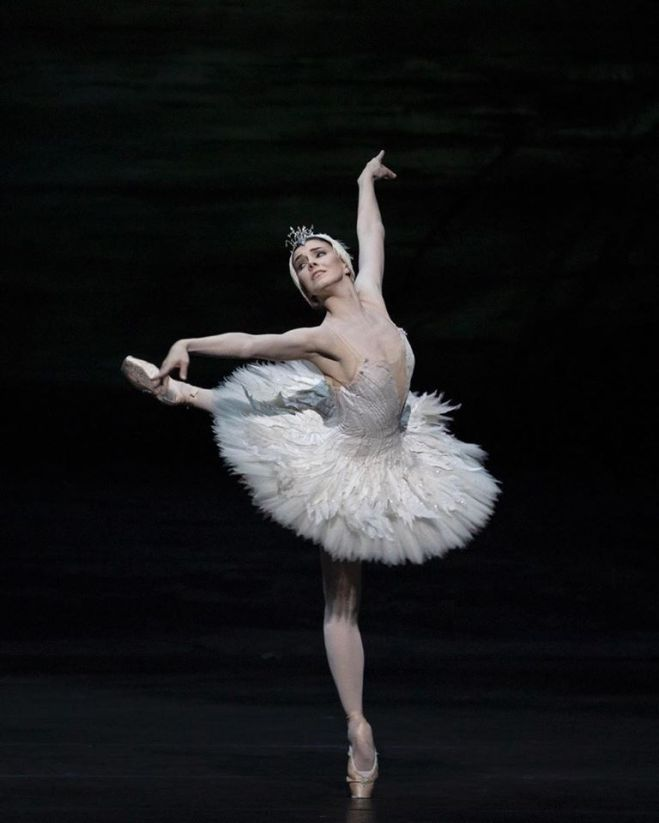 Natalia Osipova @dancersdiary