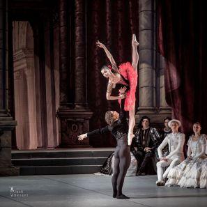 Natalia Osipova and Ivan Vasiliev in Don Quioxte - Lincoln Centre Ny 2014