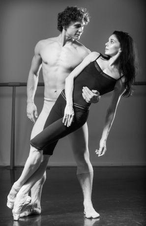 Natalia Osipova and Ivan Vasiliev