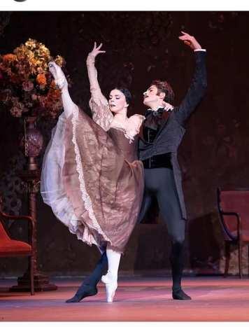 Natalia Osipova and Reece Clarke - Onegin - Royal Ballet 2019